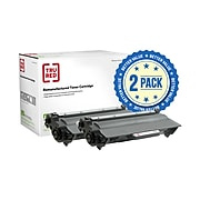 TRU RED™ Remanufactured Black High Yield Toner Cartridge Replacement for Brother TN750 (TN-750), 2/Pack