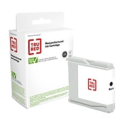 TRU RED™ Remanufactured Black Standard Yield Ink Cartridge Replacement for Brother LC51BK (LC51BK)