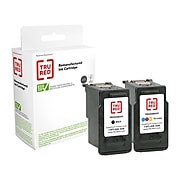 TRU RED™ Remanufactured Black/Color High Yield Ink Replacement for Canon PG-240XL/CL-241XL (5206B001/5208B001), 2/Pack