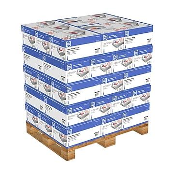 "TRU RED™ 8.5"" x 11"" Multipurpose Paper, 20 lbs., 96 Bright, 500 /Ream, 10 Reams/Carton, 40 Cartons/Pallet (TR56962-LQO)"