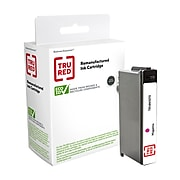 TRU RED™ Remanufactured Magenta High Yield Ink Cartridge Replacement for Lexmark 100XL (14N1070)