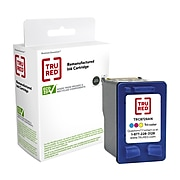 TRU RED™ Remanufactured Tri-Color Standard Yield Ink Cartridge Replacement for HP 28 (C8728AN)