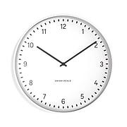 """Essentials Wall Clock, Metal, 15"""" (UN58042)"""