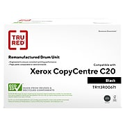 TRU RED™ Remanufactured Black Standard Yield Drum Unit Replacement for Xerox 113R00671 (113R00671)