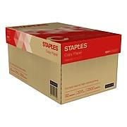 "Staples Copy Paper, 11"" x 17"", 20 lbs., White, 500 Sheets/Ream, 5 Reams/Carton (512215)"
