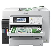 """Epson EcoTank® Pro ET-16600 Wireless Wide-format All-in-One SuperTank Office Printer, prints up to 13"""" x 19"""""""