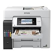 "Epson EcoTank® Pro ET-5800 Wireless All-in-One Cartridge-Free SuperTank Office Printer, prints up to 8.5"" x 14"""