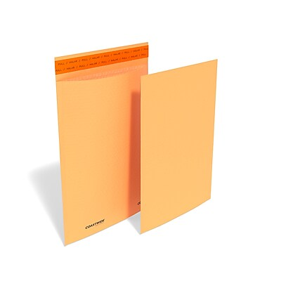Kraft Golden Yellow Brown Self Adhesive Sealing Strip Bubble Mailer Padded Envelopes 100 Pack 8 1//2 x 14 1//2 Inch