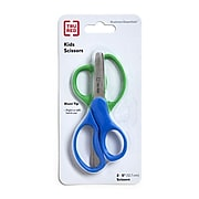 "TRU RED™ Junior 5"" Kids Blunt Tip Stainless Steel Scissors, Straight Handle, Right & Left Handed, 2/Pack (TR55055)"