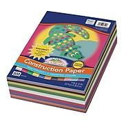 "SunWorks 9"" x 12"" Construction Paper, Assorted Colors, 300 Sheets (P6525)"