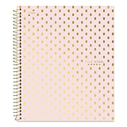 """Five Star Style 1-Subject Notebook, 8 1/2"""" x 11"""", College Ruled, 100 Sheets, Assorted Colors (06348)"""
