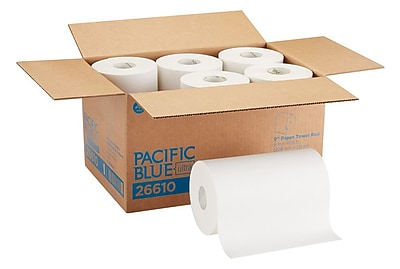 oc* enMotion Hardwound Towels 89480 M.R 6 Count *WH-B New