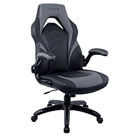 Deals on Staples Emerge Vortex Bonded Leather Gaming Chair