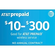AT&T Prepaid Airtime $35 (Email Delivery)