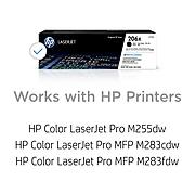 HP 206X Black High Yield Toner Cartridge (W2110X)