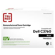 TRU RED™ Remanufactured Black High Yield Toner Cartridge Replacement for Dell (W8D60)