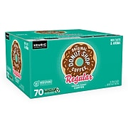 The Original Donut Shop Regular Coffee, Keurig® K-Cup® Pods, Medium Roast, 70/Box (371114)