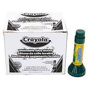 Crayola Glue Stick, 0.29 oz., 36/Pack (56-1228)