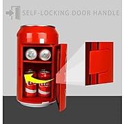 Coca-Cola Refrigerator, Red (CC06-G)