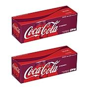 Coca-Cola Cherry Soda, 12 oz., 24/Carton (49000031034)