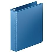 """Wilson Jones Heavy Duty 1 1/2"""" 3-Ring View Binders, PC Blue (WLJ363347462)"""