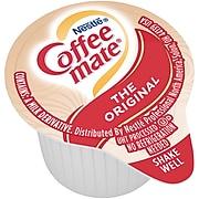 Coffee-mate Original Liquid Creamer, 0.38 Oz., 180/Carton (NES35120)