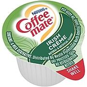 Coffee-mate Irish Creme Liquid Creamer, 0.37 Oz., 50/Box (35112)