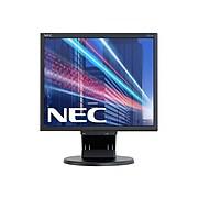 """NEC MultiSync E172M-BK 17"""" LED Monitor, Black"""