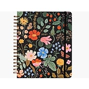 "2020-2021 Rifle Paper Co. 8.5"" x 10"" Planner, Strawberry Fields, Multicolor (PLS009)"
