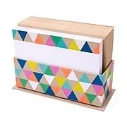"""Hallmark Cards with Envelopes, 3.75"""" x 5.19"""", Multicolor, 50/Pack (5WMW5529)"""