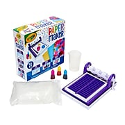 Crayola Paper Maker Kit 7 Years and Up (74-7407)