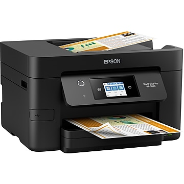 Epson WorkForce Pro WF-3820 Wireless Color All-in-One Inkjet Printer (C11CJ07201)