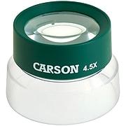 Carson Optical BugLoupe 4.5x Stand Magnifier, (HU-55)