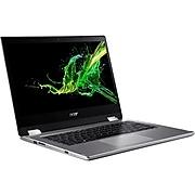 "Acer Spin 3 SP314-53GN-52GR 14"" Refurbished Notebook, Intel i5 8265U, 8GB Memory, 256GB SSD, Windows 10, Silver"