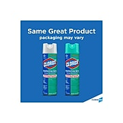 Clorox Commercial Solutions Disinfecting Cleaner - 19 Ounce Spray Can (38504)