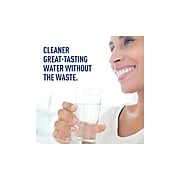 Brita Grand Large 10 Cup Water Pitcher with Filter, White (42556)