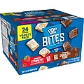 Pop-Tarts Bites, Variety Pack, Frosted Strawberry and Chocolatey Fudge, 24/Box (KEE24914)