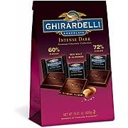 Ghirardelli Intense Dark Chocolate Premium Collection, 15.01 oz (220-01102)