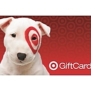 Target Gift Card $10 (Email Delivery)