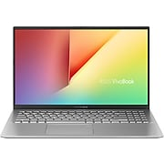 "Asus VivoBook 15 F512JA-PH54-BAC 15.6"" Ultrabook Laptop, Intel i5, 12GB Memory, 256GB SSD, Windows 10, Silver (90NB0QUE-M12830)"