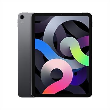"Apple iPad Air 4th Generation 10.9"" Tablet, 64GB, WiFi, Space Gray (MYFM2LL/A)"