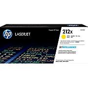 HP 212X Yellow High Yield Ink Cartridge (W2122X)