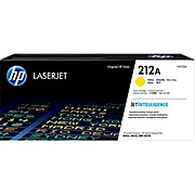 HP 212A Yellow Standard Yield Ink Cartridge (W2122A)