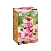 Bigelow Botanicals Decaf Blackberry Raspberry Hibiscus Tea Bags, 18/Box (39000)