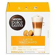 Nescafe® Dolce Gusto® Latte Macchiato Coffee, 16 Capsules/Box (NES27326)