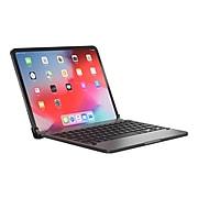 "Brydge BRY4012 Aluminum Keyboard for 11"" iPad Pro, Space Gray"