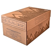"Natural Choice 8.5"" x 11"" Multipurpose Paper, 20 lbs., 500/Ream, 8 Reams/Carton (MNW000-75)"