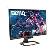 "BenQ EW2780U 27"" LED Monitor, Black/Metallic Brown"