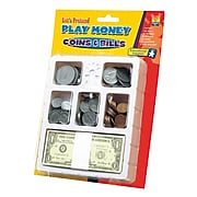 Play Money, Coins & Bills Tray (3058)