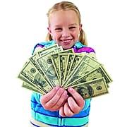 Educational Insights Play Money Bills (3057)